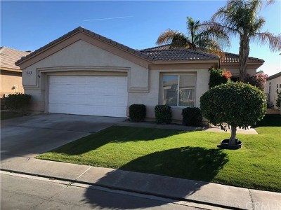 Indio Single Family Home For Sale: 80187 Royal Birkdale Drive