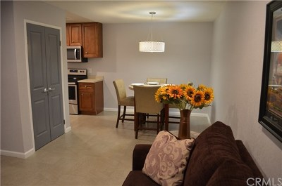 Palm Springs CA Condo/Townhouse For Sale: $132,500