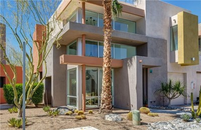 Palm Springs Condo/Townhouse For Sale: 3621 Melody Lane