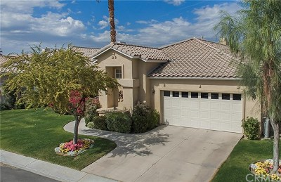 Indio Single Family Home Contingent: 80336 Green Hills Drive