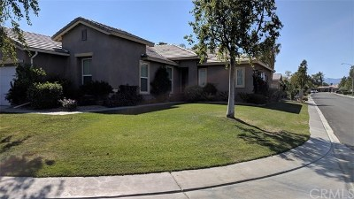Indio Single Family Home For Sale: 82531 Yeager Way