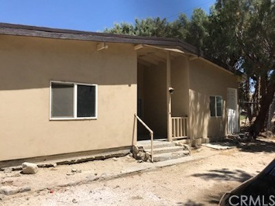 Palm Springs Single Family Home Contingent: 17178 N Keith Street