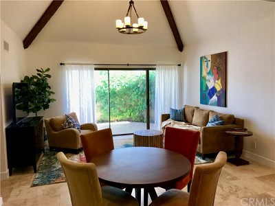 Rancho Mirage Condo/Townhouse Contingent: 71845 Eleanora Lane