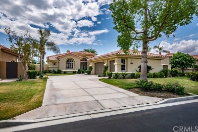 La Quinta Single Family Home For Sale: 56810 Jack Nicklaus Boulevard