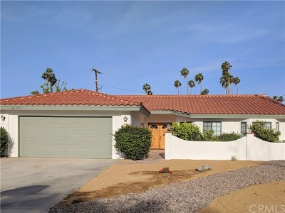 Palm Desert Single Family Home Contingent: 45974 Shadow Mountain Drive