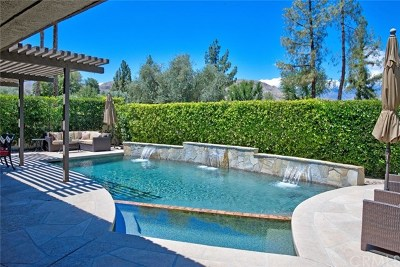 Rancho Mirage Single Family Home Contingent: 38 Princeton Drive