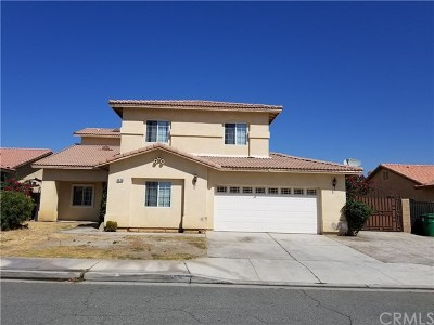 Indio Single Family Home For Sale: 43755 Reclinata Way