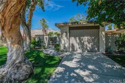Palm Springs Condo/Townhouse For Sale: 1249 Via Tenis