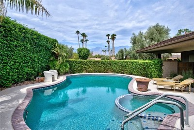 Rancho Mirage Single Family Home For Sale: 54 Dartmouth Drive