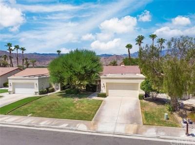 Palm Desert Single Family Home For Sale: 40641 Clover Lane