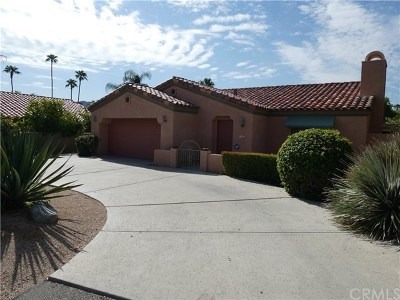 Palm Springs Single Family Home For Sale: 217 W Crestview Drive West