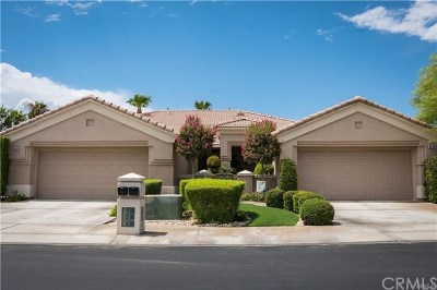 Indio Single Family Home For Sale: 44337 Royal Lytham Drive