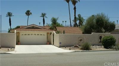 La Quinta Single Family Home For Sale: 80185 Westward Ho Drive