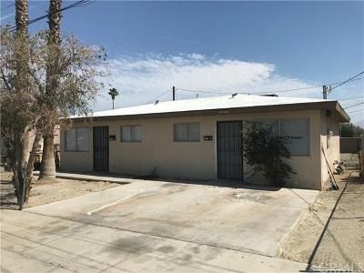 Indio Multi Family Home For Sale: 82877 Wilson Avenue