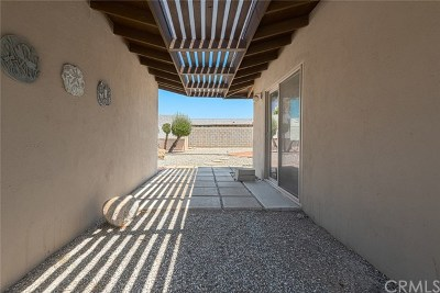 Palm Springs Single Family Home For Sale: 370 East Simms Road