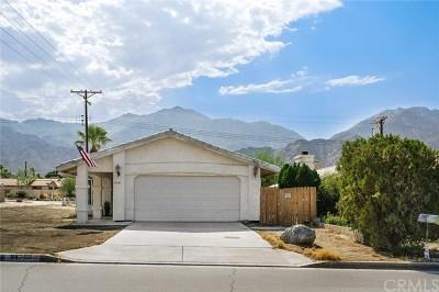 La Quinta Single Family Home For Sale: 54750 Avenida Vallejo