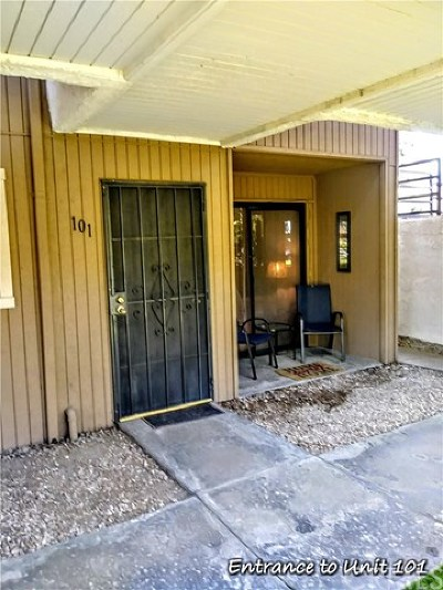 Palm Springs Condo/Townhouse For Sale: 420 North Villa Court #101