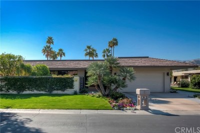 Rancho Mirage Single Family Home For Sale: 10 Barnard Court