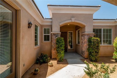 Palm Desert Single Family Home For Sale: 111 Francesca Court