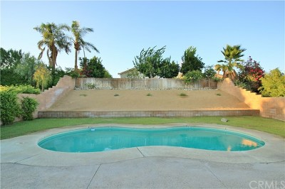 La Quinta Single Family Home For Sale: 78940 La Palma Drive