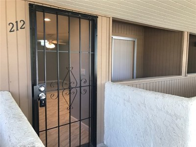 Palm Springs Condo/Townhouse For Sale: 2857 North Los Felices Road #212