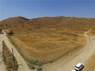 Hemet CA Residential Lots & Land For Sale: $575,000