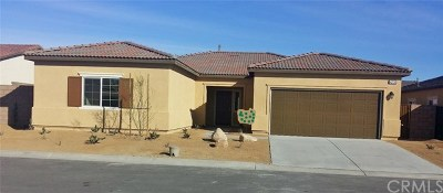 Indio Single Family Home For Sale: 42700 Contessa Court