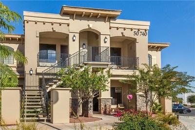 La Quinta Condo/Townhouse For Sale: 50740 Santa Rosa #1