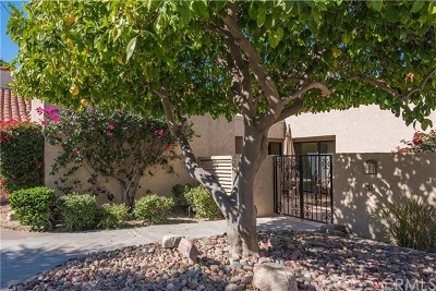 Rancho Mirage Condo/Townhouse For Sale: 324 Forest Hills Drive