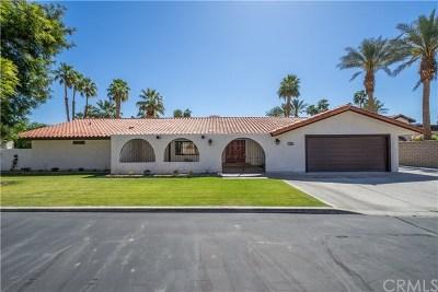 La Quinta Single Family Home For Sale: 48890 Eisenhower Drive