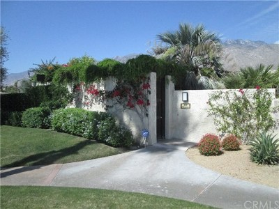 Palm Springs CA Condo/Townhouse For Sale: $444,900
