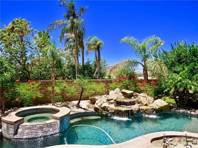 Indio Single Family Home For Sale: 80298 Paseo Tesoro