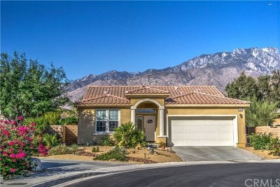 Palm Springs Single Family Home For Sale: 3508 Daybreak Way