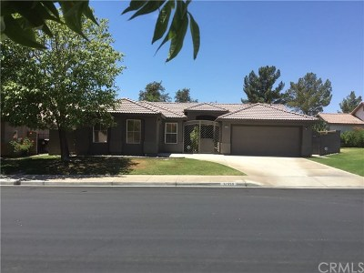 Palm Desert Single Family Home For Sale: 37659 Drexell Drive