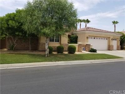 Indio Single Family Home For Sale: 48871 Via Ventura