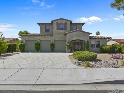 Cathedral City Single Family Home For Sale: 69385 McCallum Way