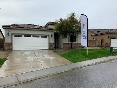 Indio Single Family Home For Sale: 81375 Van Gogh Court