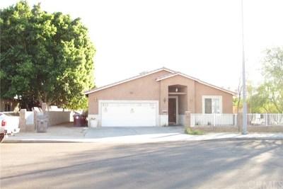 Indio Single Family Home For Sale: 82283 Valencia Avenue