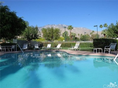 Palm Springs Condo/Townhouse For Sale: 401 South El Cielo Road #28