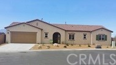 Indio Single Family Home For Sale: 42733 Saragoza Court