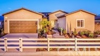 Indio Single Family Home For Sale: 42696 Saragoza Court