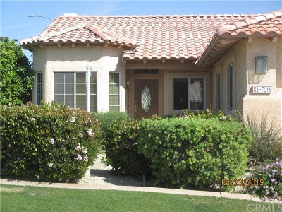 Indio Single Family Home For Sale: 81720 Dry Creek Lane