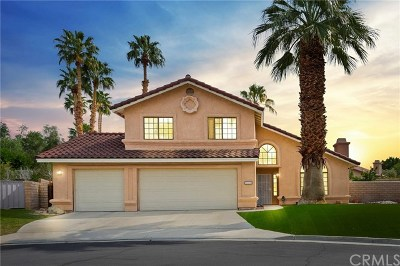 La Quinta Single Family Home For Sale: 49040 Balada Court