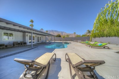 Palm Springs Single Family Home For Sale: 2500 Sharon Road
