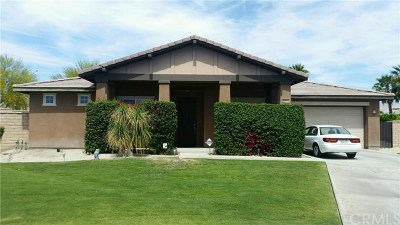 Indio Single Family Home For Sale: 82710 Mandrone Drive