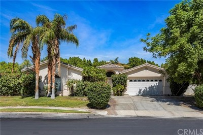 Rancho Mirage Single Family Home For Sale: 12 Scarborough Way