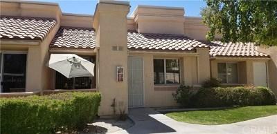 Vista Palm Desert Condo/Townhouse Contingent: 74800 Sheryl Avenue #6-3