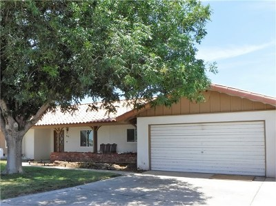 riverside Single Family Home For Sale: 682 El Parque Drive