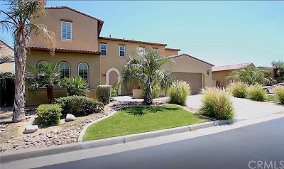 Indio Single Family Home For Sale: 82813 Angels Camp Drive