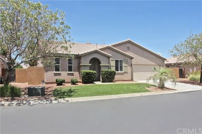 Indio Single Family Home For Sale: 83880 Pancho Villa Drive